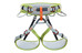 Climbing Technology Ascent Harness Junior grey/green